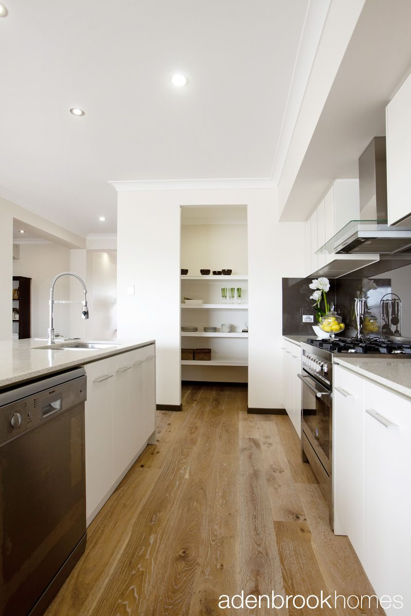 PANTRY: kitchen + Walk in pantry design   \