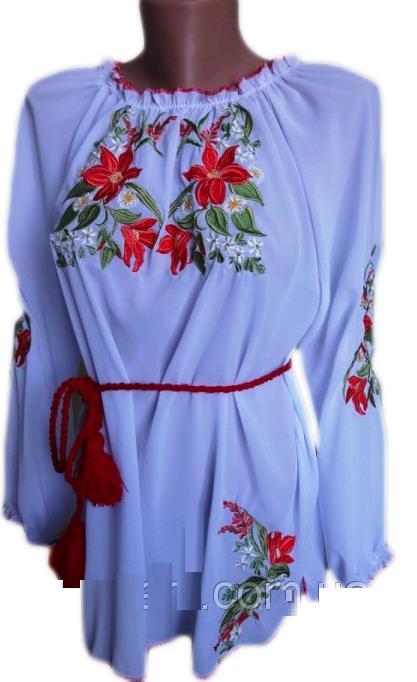 41df09e97edb98 Вишита блузка