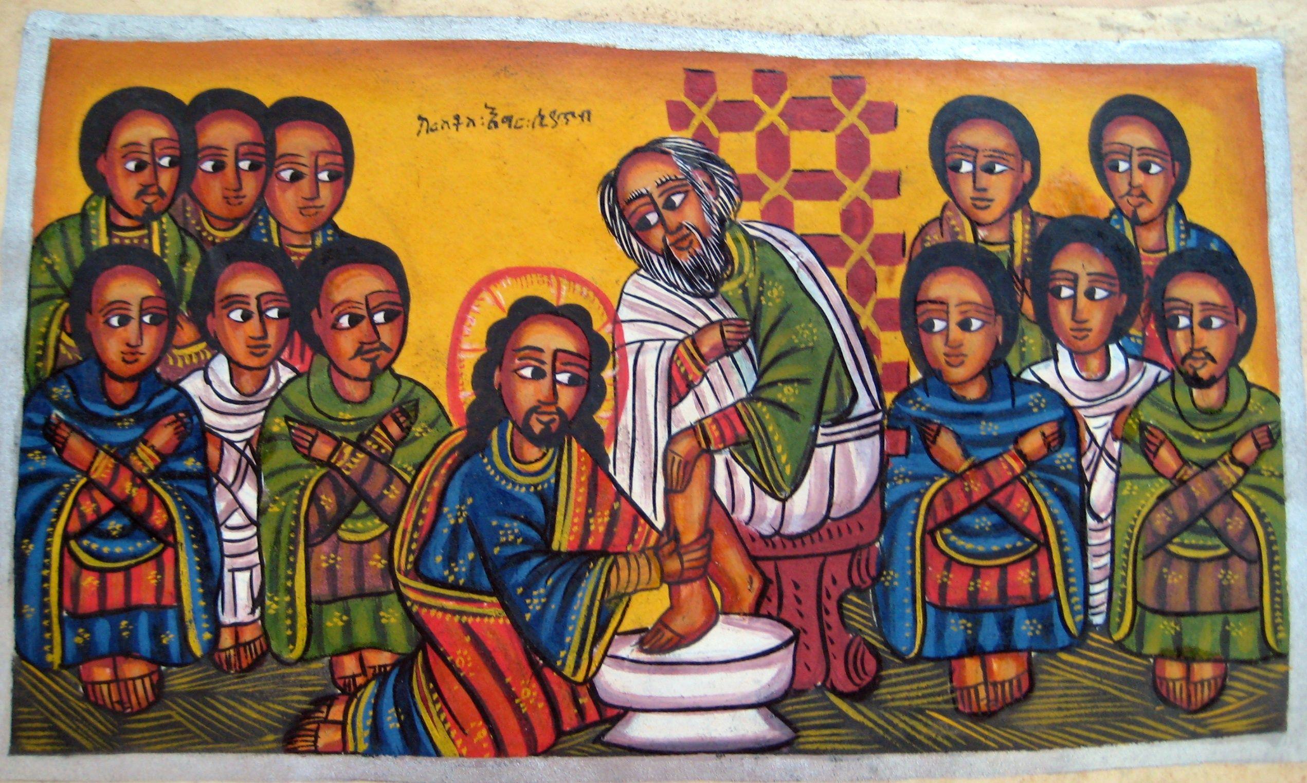 Ethiopian Orthodox Art | Pinturas, Imágenes religiosas, Arte sacro