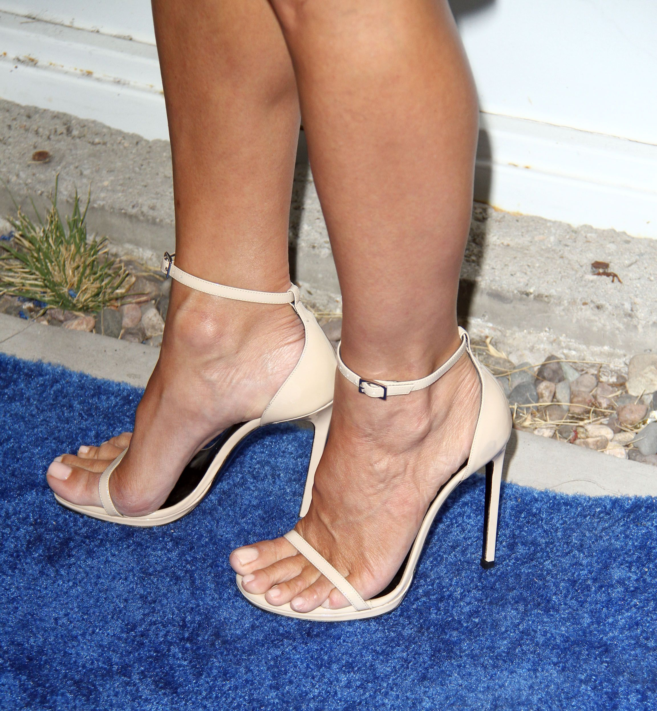 Pamela anderson feet fetish