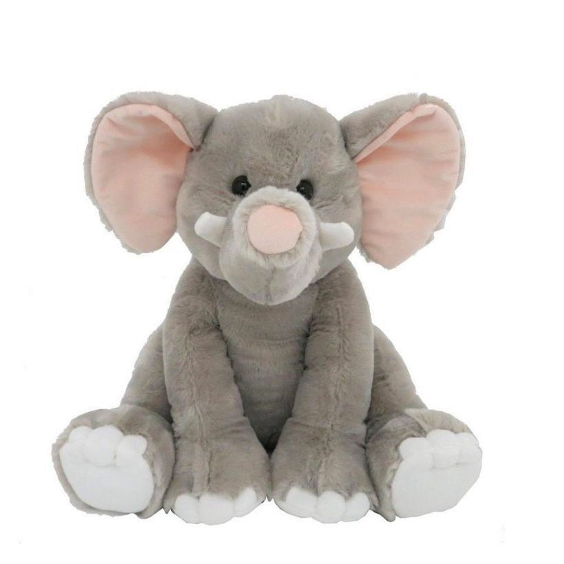 Animal Alley 168241 Animal Alley Large Plush Elephant Toys R Us