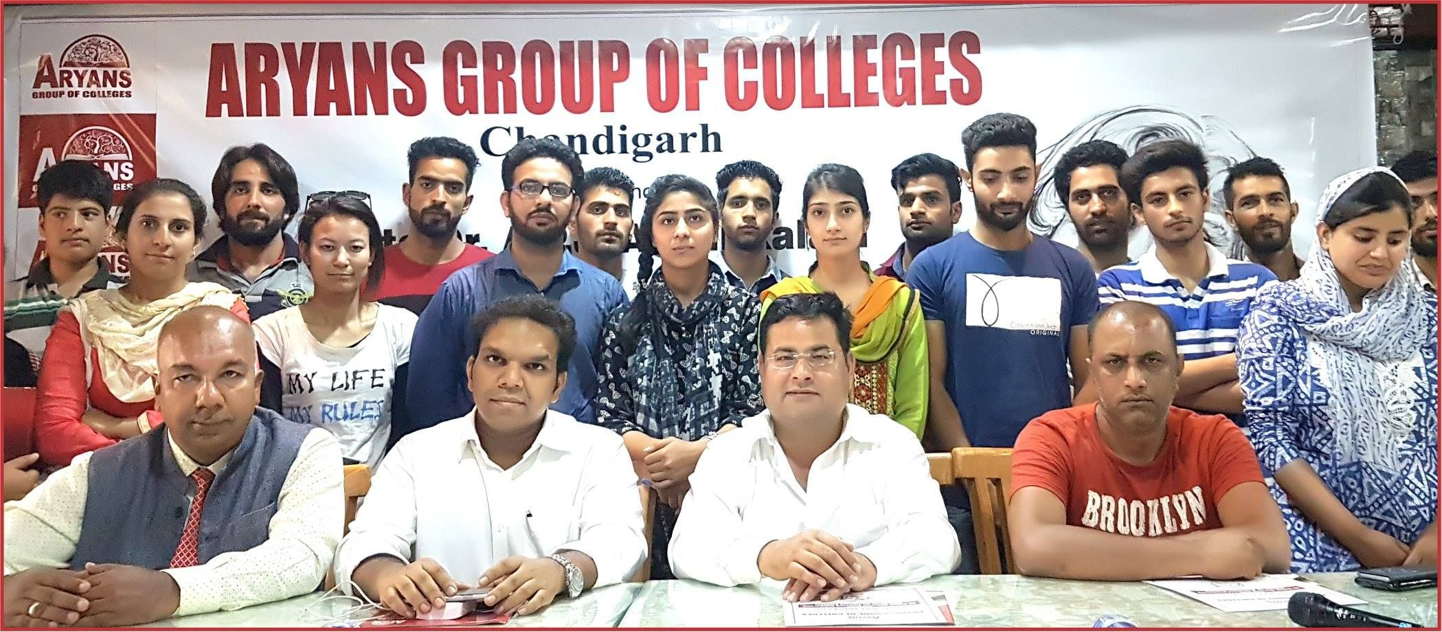 To help and empower the youth of Bihar, today Aryans Group of Colleges, Chandigarh has signed a Memorandum of Understanding (MoU) with Rosemine Edu…