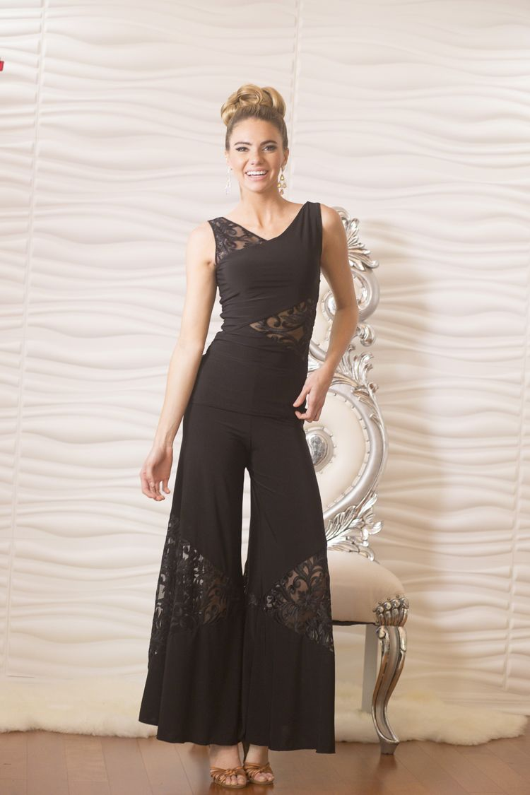 Womens Ballroom Dance Pants Xs And Xl Are Not Stock Items And