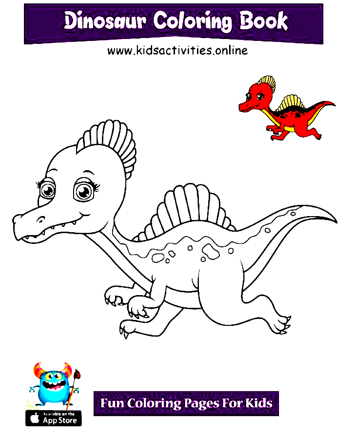 Free Printable Dinosaur Coloring Pages Pdf Kids Activities Coloring Coloring Coloring In 2020 Dinosaur Coloring Cool Coloring Pages Dinosaur Coloring Pages