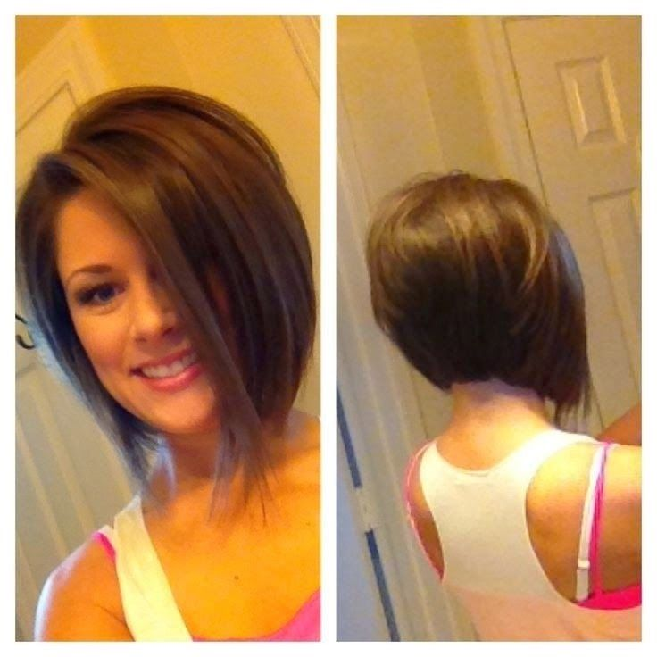 corte de pelo mujer corto atras largo adelante buscar