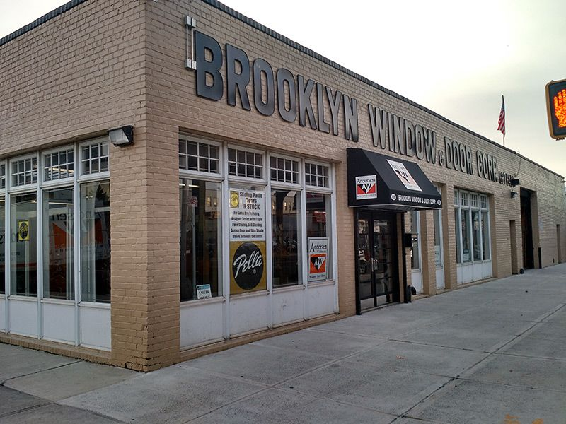 Superbe Brooklyn Window U0026 Door Company   Brooklyn NYC Distributor Of Windows And  Door Products, Anderson