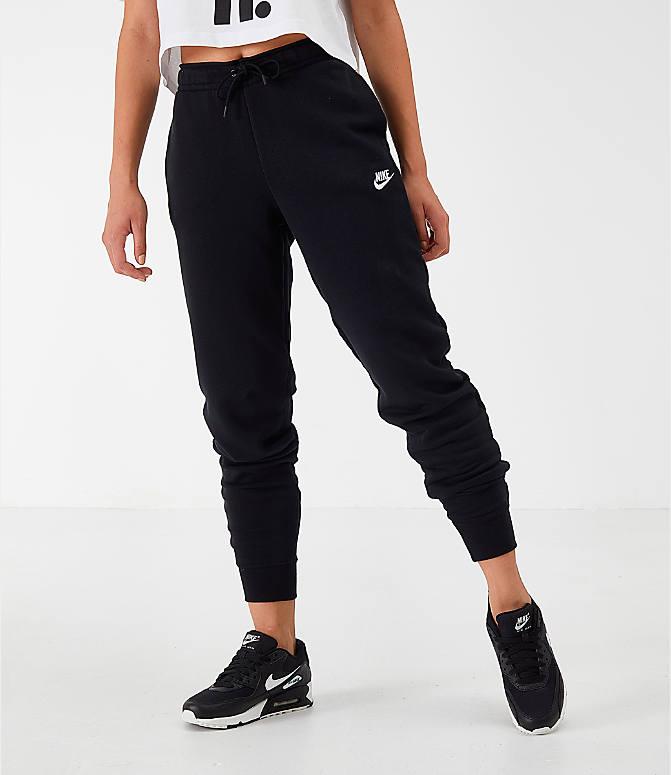 Women S Nike Sportswear Essential Jogger Pants Finish Line Women Jogger Pants Jogger Pants Outfit Women Jogger Pants Outfit