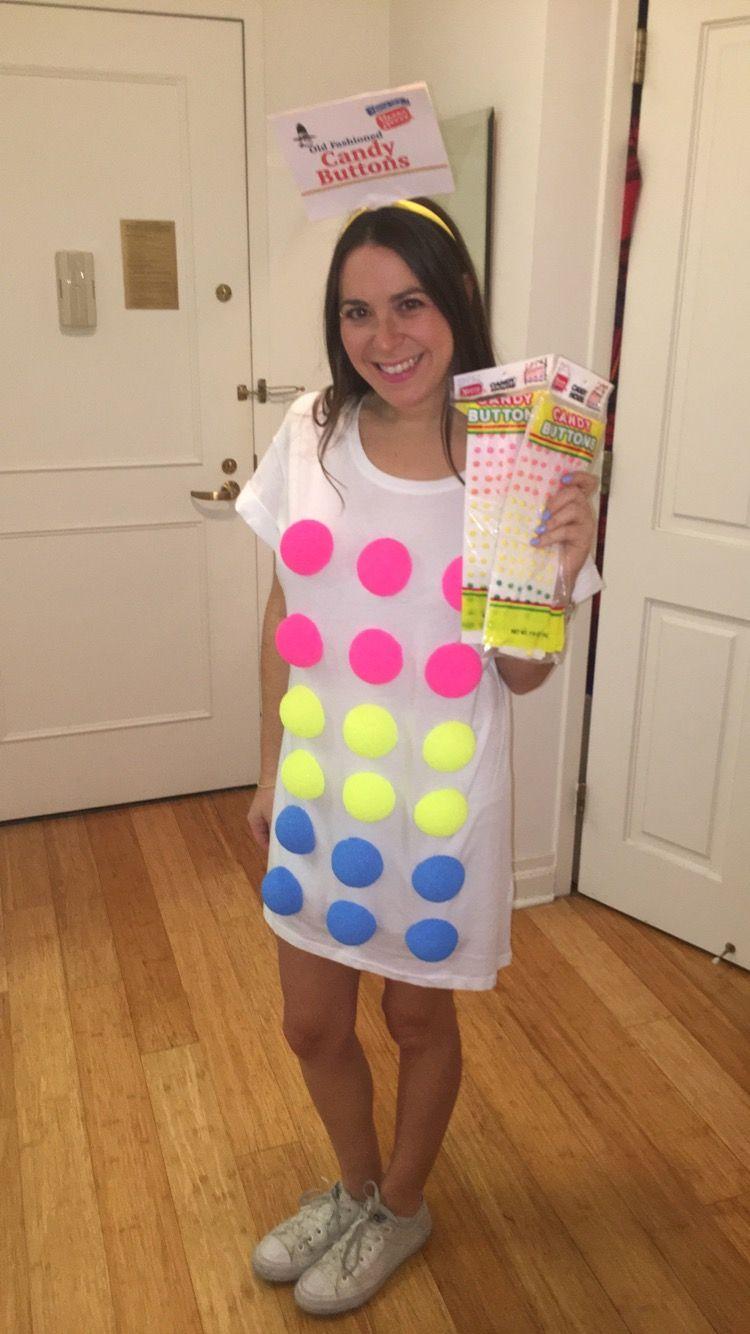 Candy Costume Diy