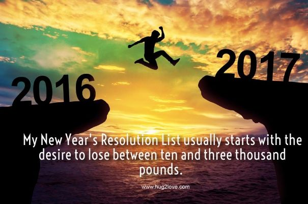 New Year Resolution 2017