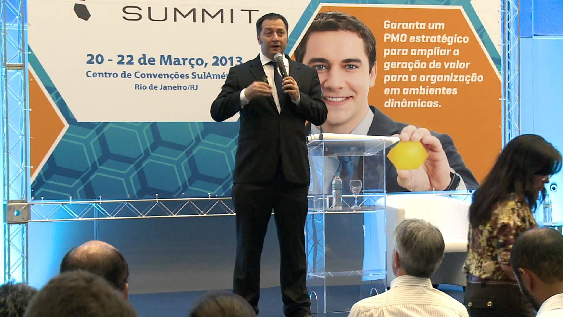 Gerenciamento de PORTFOLIO usando Project Model Canvas - PMO Summit