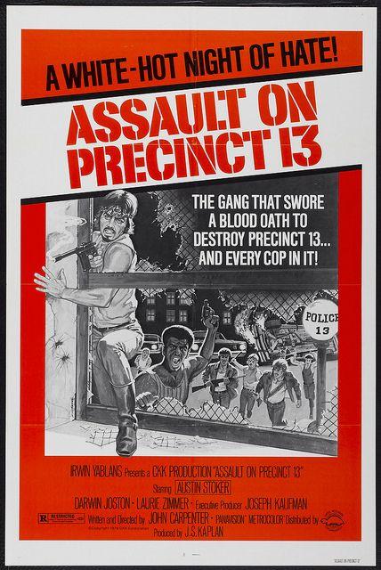 John Carpenter - Assault On Precinct 13. 1976