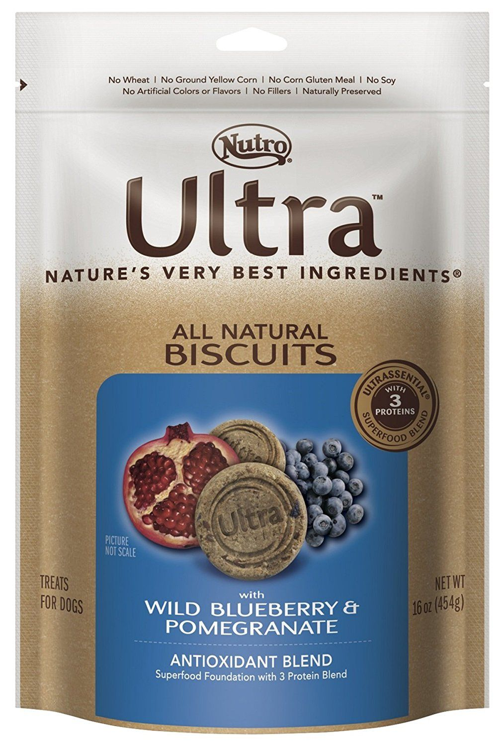 Nutro ultra dog biscuits insiders special review you