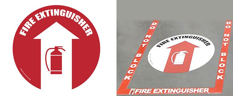Do Fire Extinguishers Need To Have An Identifying Sign