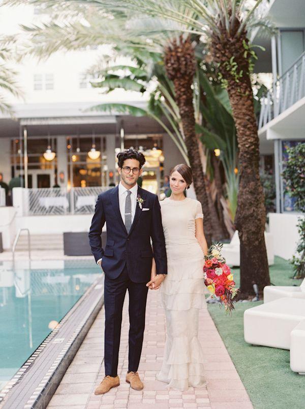 National Hotel Miami Florida Wedding Shoot - Trendy Bride Magazine ... 8ab173cf9d