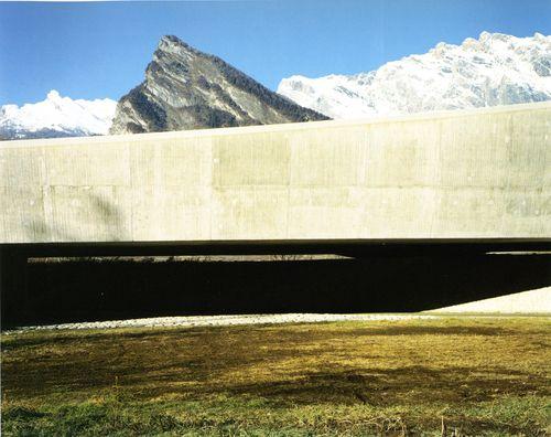Riddes Switzerland Nicolas Faure Swiss Born 1949 1997 Chromogenic Color Print