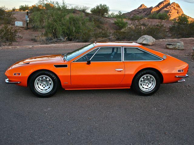 1973 Lamborghini Jarama Gts Dream Rides Pinterest Lamborghini