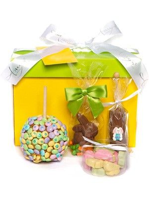 Easter gift box each item in this box is sealed with either a easter gift box each item in this box is sealed with either a cello gift negle Gallery