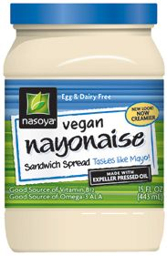 Nasoya Nayonaise Review Vegan Condiments Allergy Friendly Recipes Cholesterol Foods