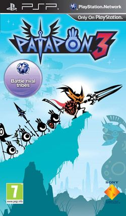 Patapon 3 Playstation Portable Playstation Psp