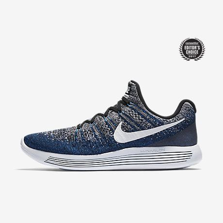 Nike Lunarepic Faible Flyknit 2 - Mens Costumes Blancs