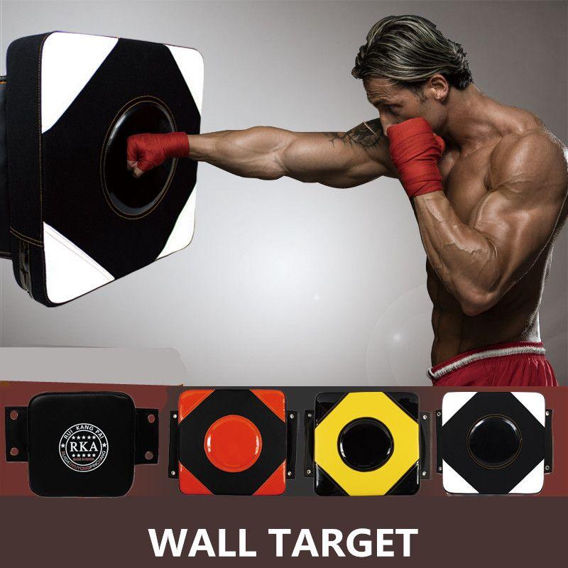 Boxing Punching Bag Training Glove Speed Set Kicking MMA Workout//Wall Target Pad