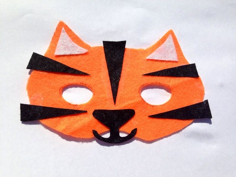 34 Paper Plate Tiger Mask Craft Kid & How To Make A Tiger Mask Out Of Paper Plates \u2013 Best Lion And Tiger 2018