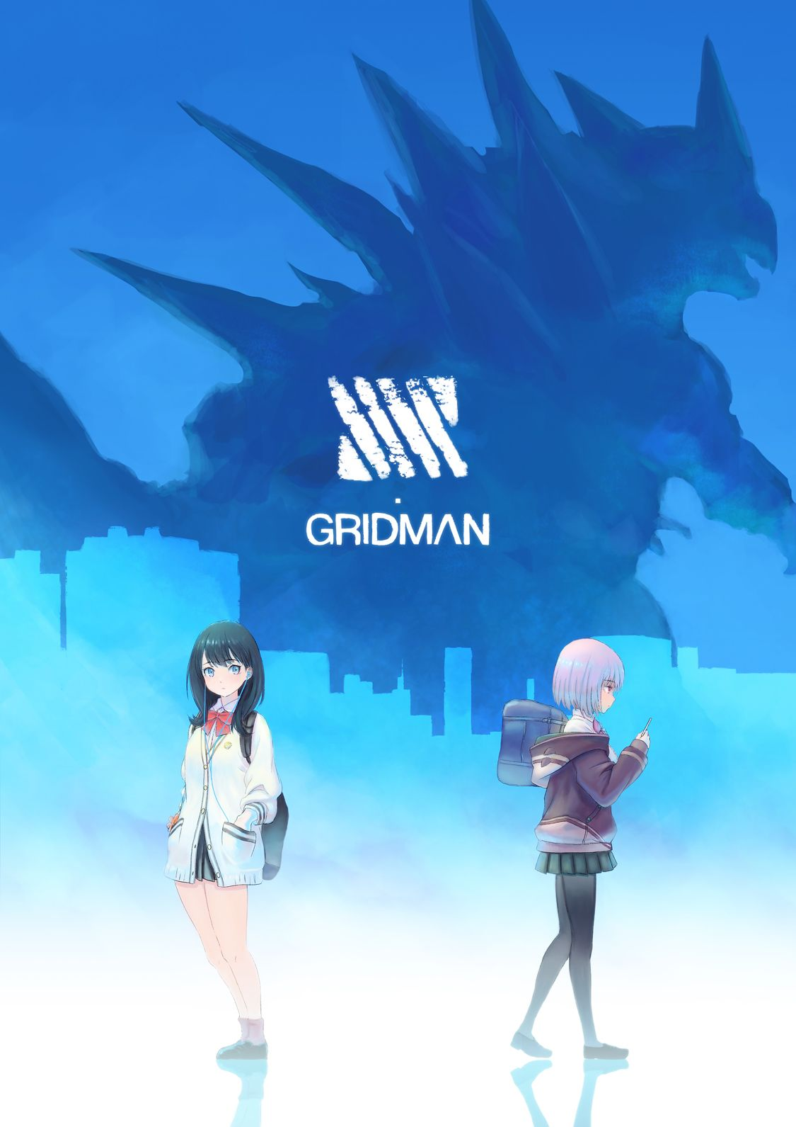 Ssss Gridman By Pixiv Id キャラクター イラスト アニメイラスト イラスト