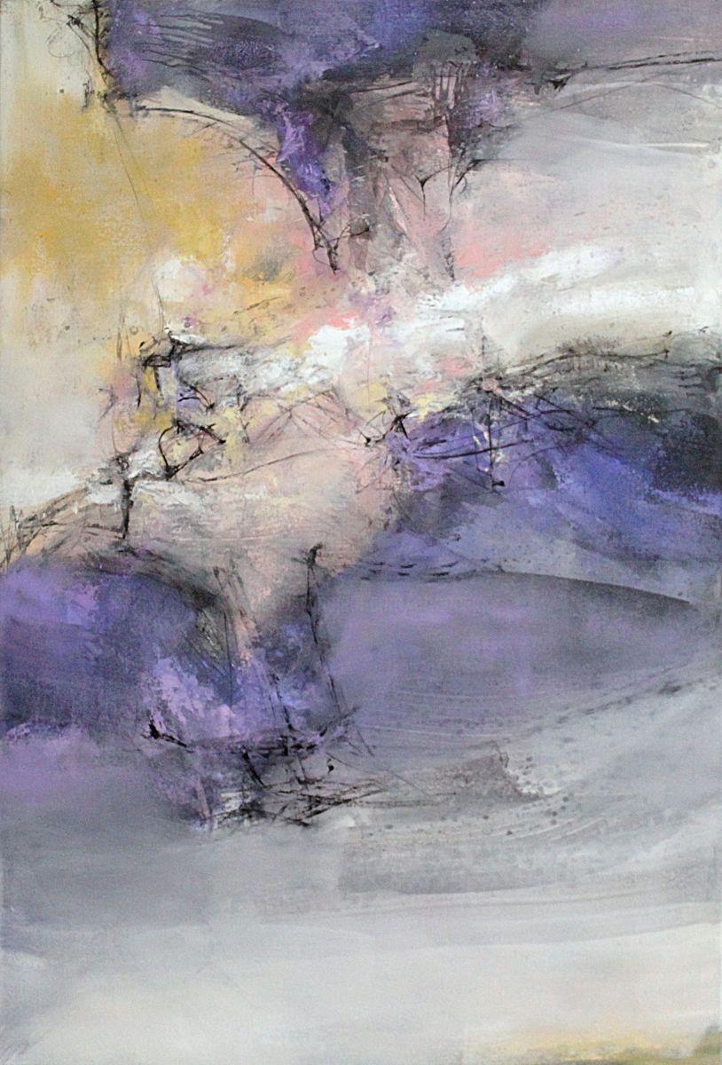 Épinglé sur Abstract painting / Peinture