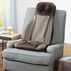 S6 Shiatsu Massaging Seat Topper Massage Shiatsu Massage Shiatsu Massage Chair