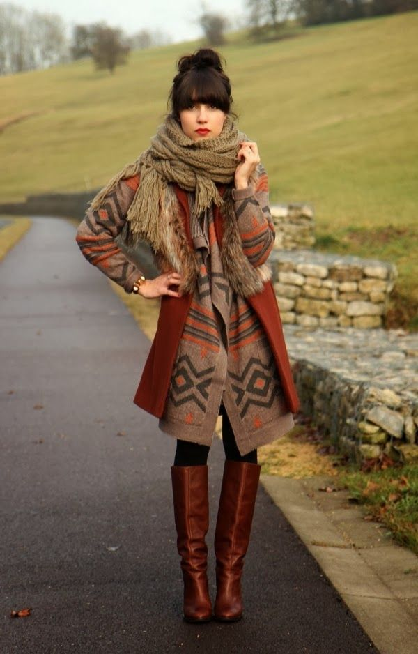 28 Stilvolle Winteroutfits | Outfit, Mode, Pullover design