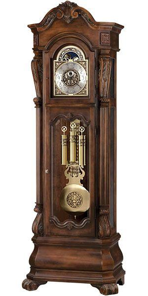 Howard Miller Hamlin 611 025 Grandfather Clock Grandfather Clock Clock Wall Clock Modern