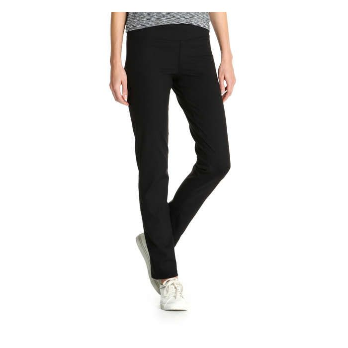 Skinny Active Pant in Black from Joe Fresh