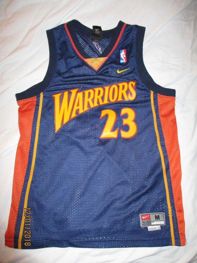 Nike Vintage Golden State Warriors Jason Richardson Stitched NBA Jersey   Nike  GoldenStateWarriors  vintage  original  richardson  nba db80b4d14
