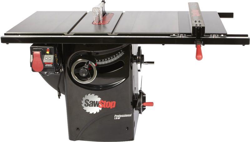 Sawstop America S 1 Table Saw Sawstop Com Sawstop