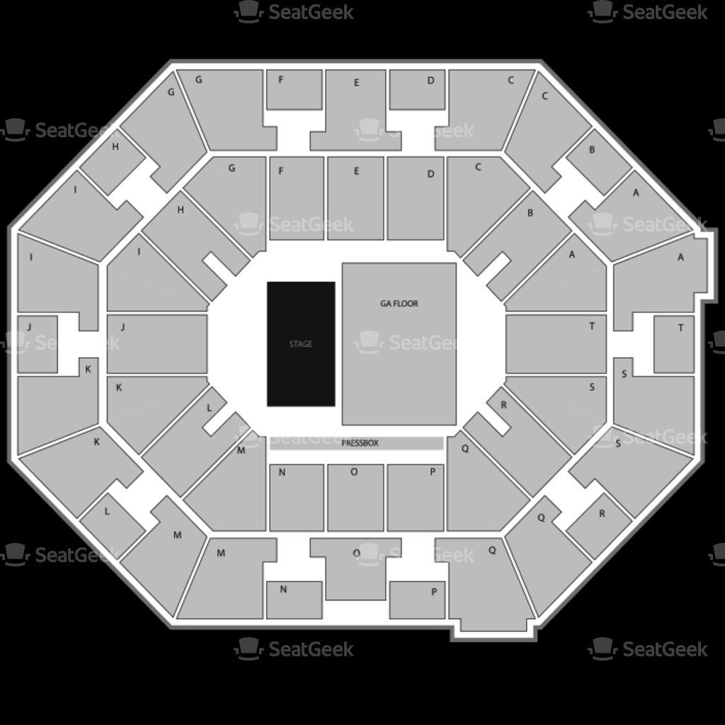 The Most Brilliant And Also Interesting Uno Lakefront Arena Seating Chart Di 2020