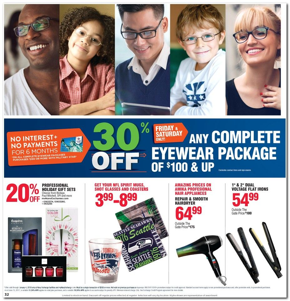 Navy Exchange Black Friday 2018 Ads and Deals