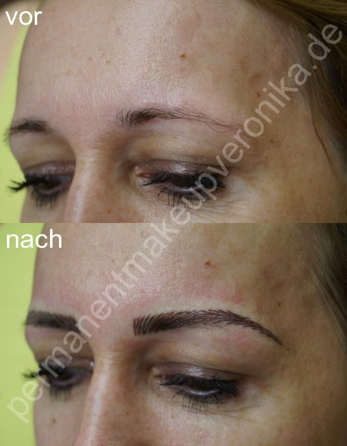 Permanent Make-up | Professionelle Kosmetikerin Veronika