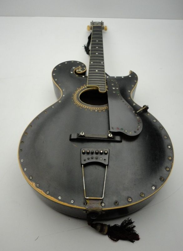 early 1900 39 s gibson acustic archtop guitar jazz country blues style o case parts vintage. Black Bedroom Furniture Sets. Home Design Ideas