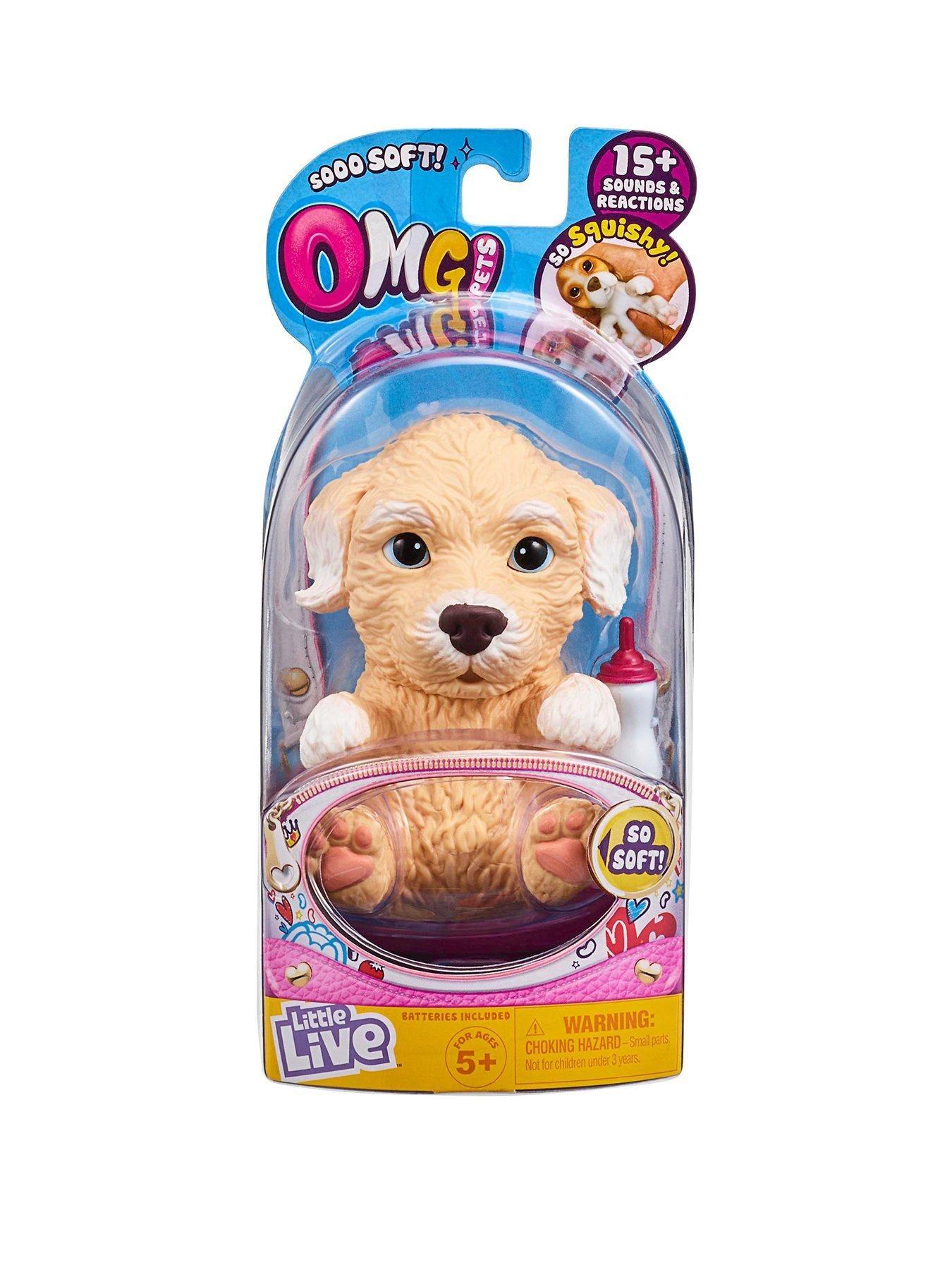 Omg Pets Poodles Little Live Pets Poodle Puppy Cute Little Puppies