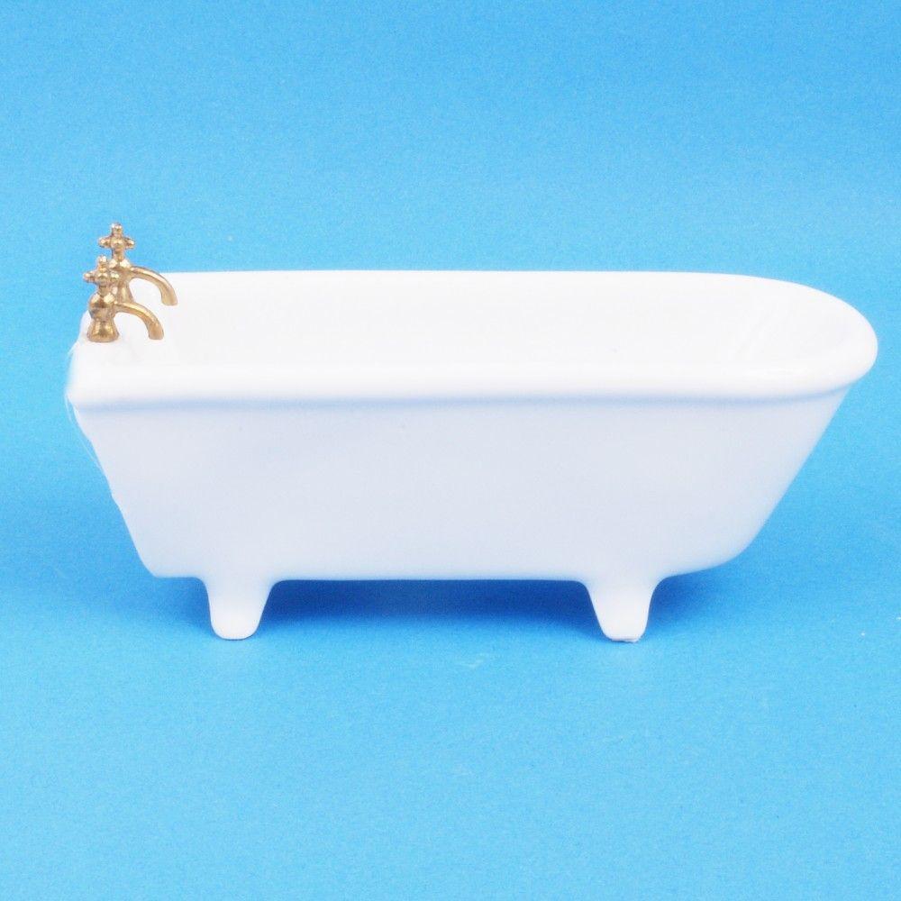 DF77212 - Bathtub | Dollhouse - Bathroom | Pinterest | Bathtub, Doll ...