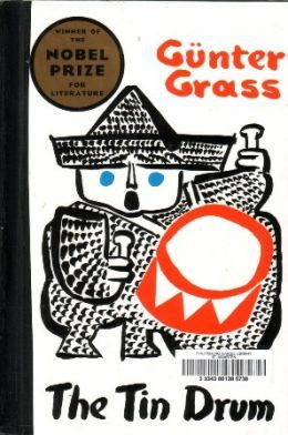 Image result for book cover the tin drum