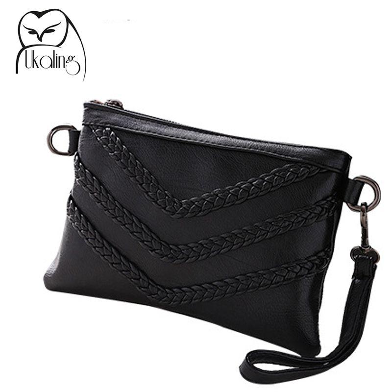 beeefc2a9abd Bag · UKQLING Brand Small Women Messenger Bags Designer Cross Body Shoulder  Bag with Belt Strap Sac a