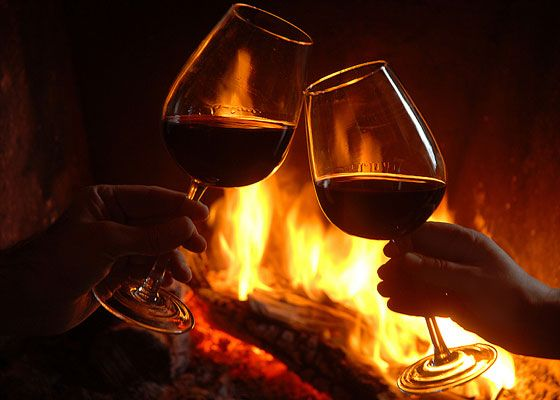"""You deserve a """"Winter Warmer"""" break at Mulberry Lodge, Willunga, Fleurieu Peninsula, South Australia. Check out the website for special winter deals"""