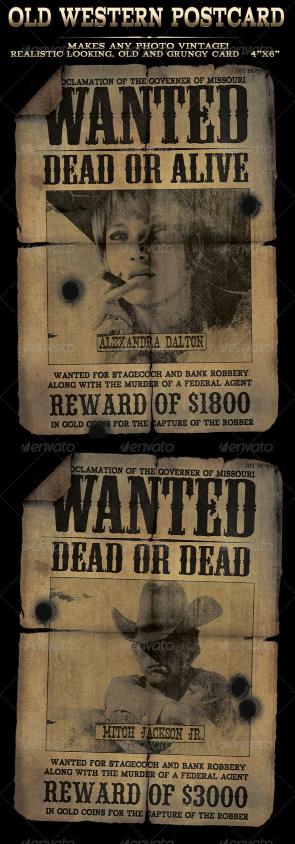 Wanted Poster Layout birthday template word – Wanted Poster Layout