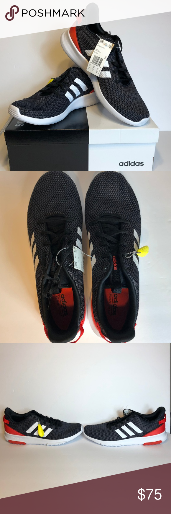 SOLD} Adidas Ortholite CF Racer Running