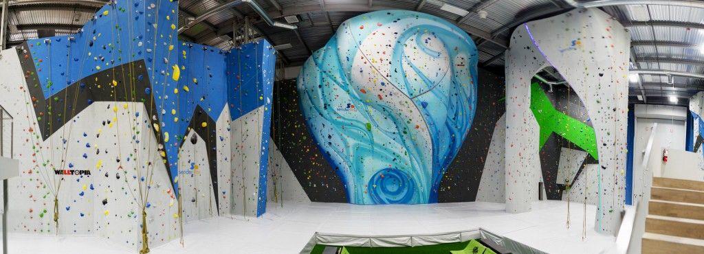 Sender One Love It Here Rock Climbing Gym Indoor Climbing Climbing Gym