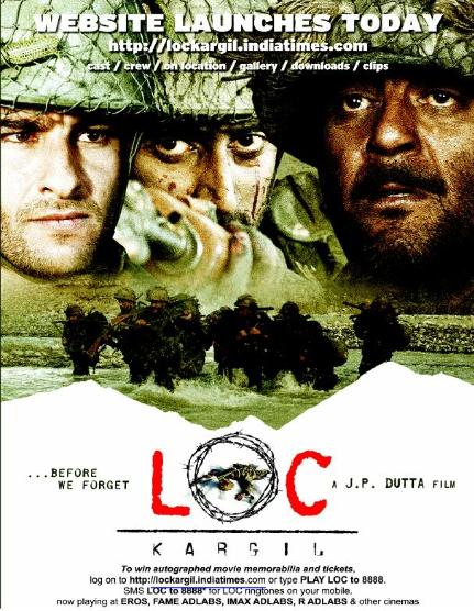 LOC Kargil (2003) - War Movies Box | Watches online | Movies
