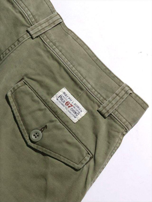 Polo Ralph Lauren «ーゴショーツ W31 Ɨå· ŏ¤ç€å±‹ ŸŒå°'ヴィンテージ古着 Öーツ ¢クセサリー多数 Óンテージ ¢メカジ通販のshare ·ェア Mens Pants Casual Chino Shorts Mens Cotton Pants
