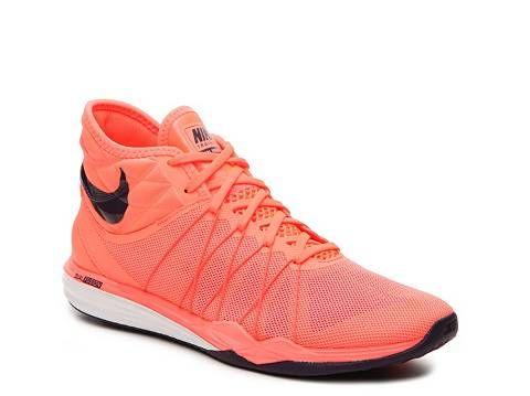 Nike Dual Fusion Hit Mid-Top Training Shoe - Womens