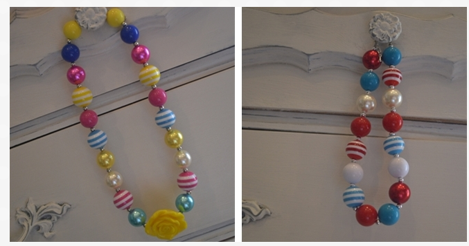 love these kids chuncky necklaces - so fun and great prices